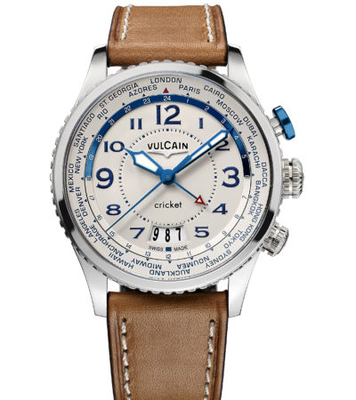 Vulcain: Aviator e Nautical Heritage