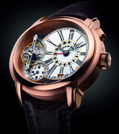 Salon International de la Haute Horologerie 2015