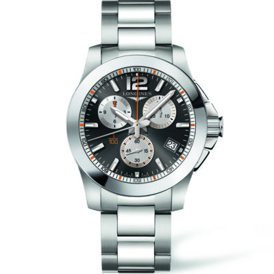 Conquest 1/100th di Longines: precisione assoluta