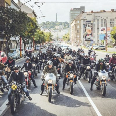 Zenith e il Distinguished Gentleman's ride 2016