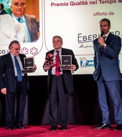 Eberhard & Co. alla presentazione della Guida Michelin 2017