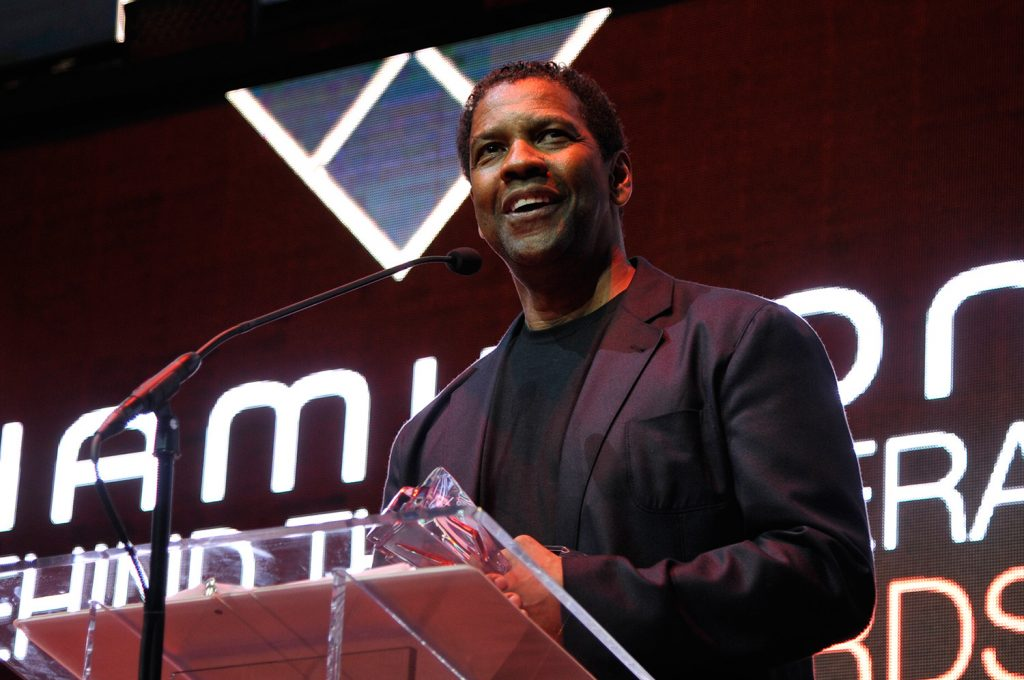 Denzel Washington (Photo by John Sciulli/Getty Images for LA Confidential)