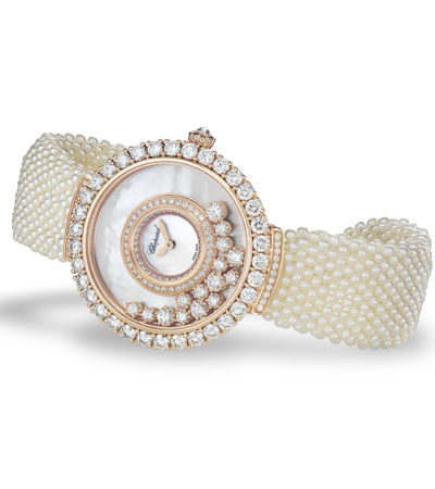 Natale 2016 con Chopard: Happy Diamond Joaillerie