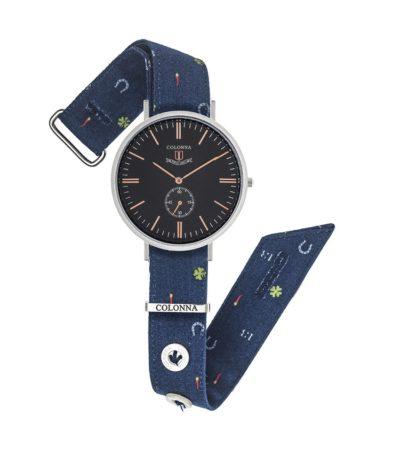 Natale 2016: L'orologio portafortuna firmato Colonna