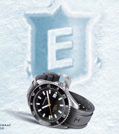 EBERHARD & CO. PARTNER DELLA WINTER MARATHON