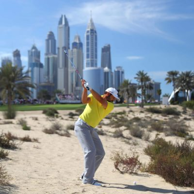 Sergio Garcia vince l'OMEGA Dubai Desert Classic 2017