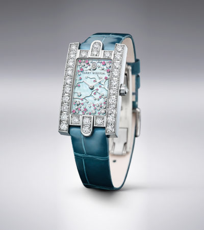 Harry Winston – Avenue Classic Cherry Blossom