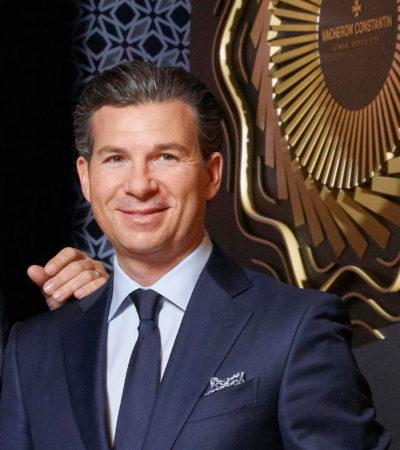Louis Ferla nuovo CEO Vacheron Constantin