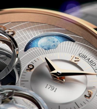 Girard-Perregaux Tri-Axial Planetarium