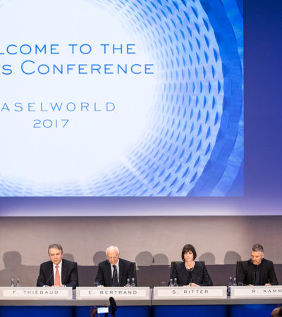 Baselworld 2017 al via