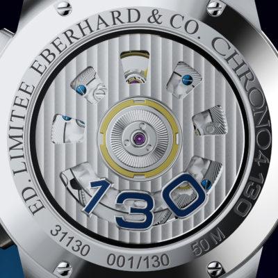 Baselworld 2017: Eberhard & Co. celebra i suoi 130 anni con il CHRONO 4 130