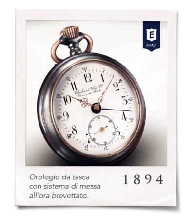 Eberhard & Co. 130° anniversario
