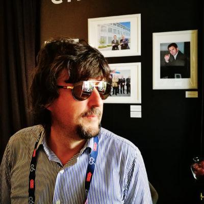 Massimo De Rigo, ancora con Chopard in Edizione Limitata