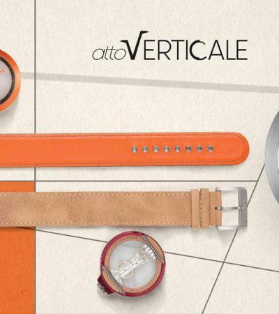Atto Verticale premiato con il Silver A'Design Award