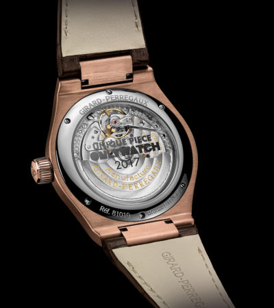 "GIRARD-PERREGAUX e ""Only Watch"""