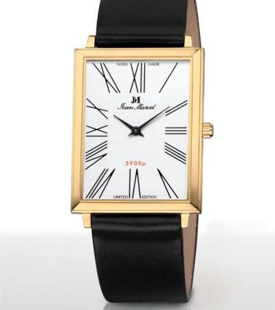 Jean Marcel, tra gli orologi al quarzo più sottili al mondo