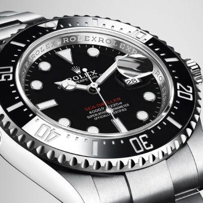 Rolex Oyster Perpetual Date Sea-Dweller 2017 – Professionista dei mari