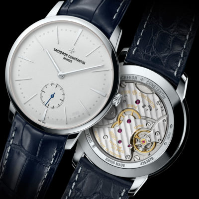 Patrimony Collection Excellence Platine – Vacheron Constantin