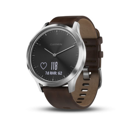 vívomove HR – il primo fitness hybrid watch di Garmin