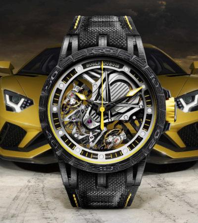 Roger Dubuis e Lamborghini Squadra Corse