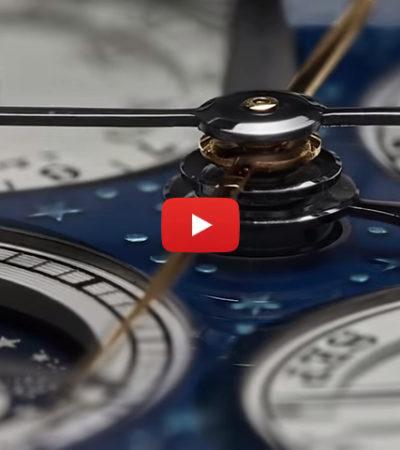 L'emozione dell'arte orologiera in un video di A.Lange & Söhne