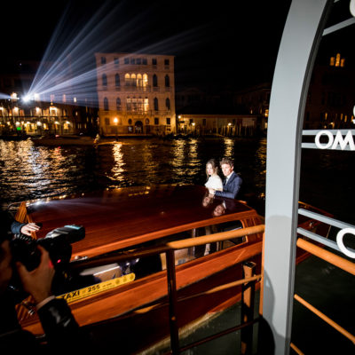 OMEGA presenta a Venezia la nuova collezione Aqua Terra