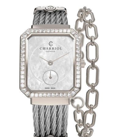 Charriol ST-TROPEZ Mansart, ispirato alla Place Vendôme
