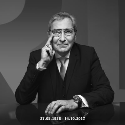 Addio Monsieur Roger Dubuis