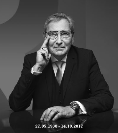 Addio Monsieur Roger Dubuis