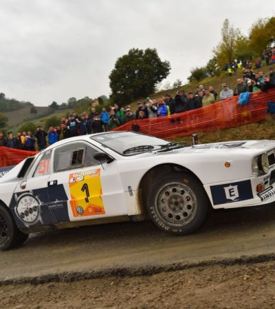 RALLYLEGEND 2017 con Eberhard & Co.