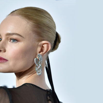 Kate Bosworth sul red carpet con de GRISOGONO
