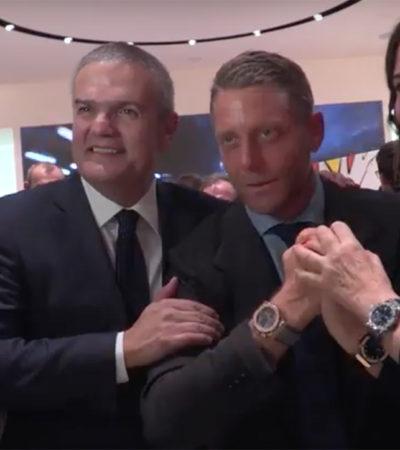 Hublot inaugura la Boutique a Milano
