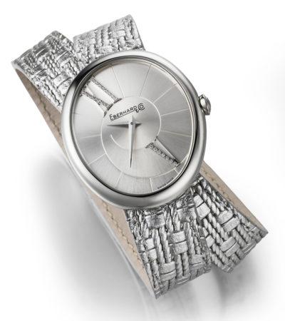 Eberhard & Co. – Gilda si veste d'argento
