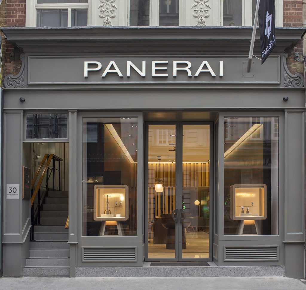 London Boutique Panerai