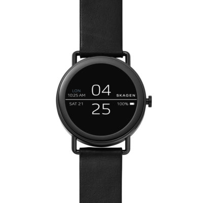 SKAGEN lancia il suo primo smartwatch touchscreen