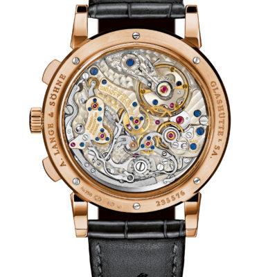 Novità SIHH 2018: 1815 Cronografo in oro rosa di A. Lange & Söhne