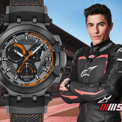 Tissot T-Race Marc Márquez: tributo a un campione