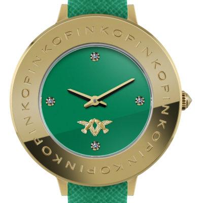 Presentata la nuova collezione di orologi Pinko Time Mood Fashion