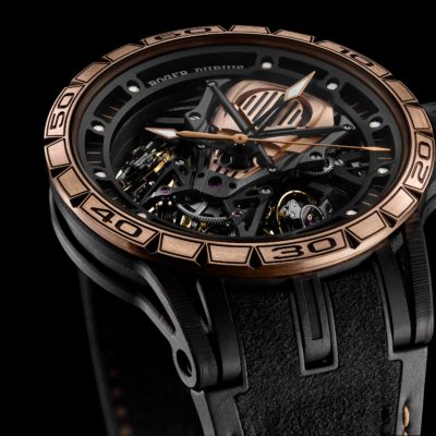 SIHH 2018  Aventador S Roger Dubuis