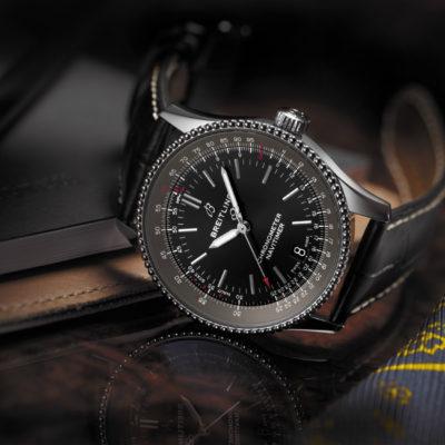 Novità Baselworld: Breitling presenta Navitimer 1 Automatic 38