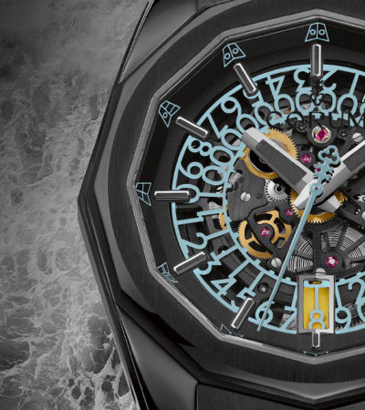 Baselworld 2018: Admiral 45 Squelette, il video