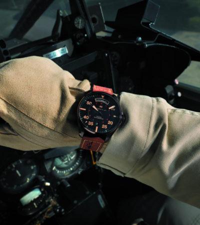 Presentato il nuovo Hamilton Khaki Pilot Auto Day Date