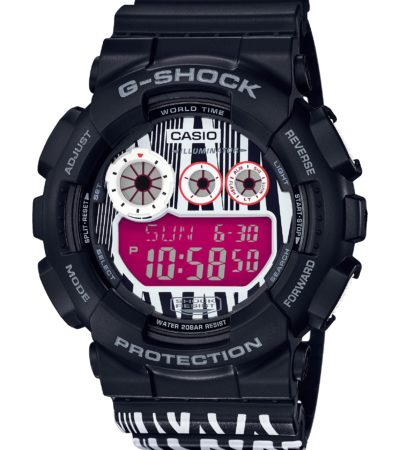 Collaboration model firmato Marok per G-SHOCK