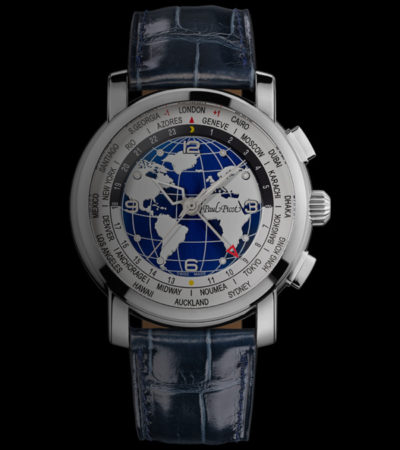 Paul Picot Firshire Ronde GMT Worldtime – Scheda Tecnica