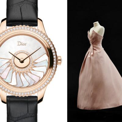 I nuovi orologi Dior Grand Bal svelati in Via Montenapoleone