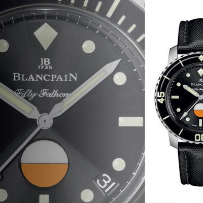 Blancpain Fifty Fathoms ref. 5008-1130-B52A – Scheda tecnica
