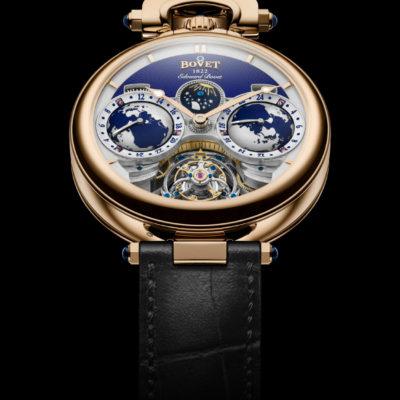 Tourbillon Edouard Bovet: nuova interpretazione di prestigio