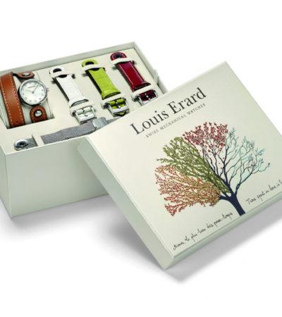 """La collezione Romance """"4 saisons"""" di Louis Erard: romantica e tutta al femminile"""