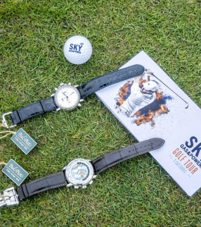 Golf  Cup:  Paul  Picot  Official  Timekeeper  SKY  Gas  &  Power Golf Tour