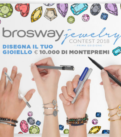 Brosway lancia il concorso di design del gioiello: in palio 10.000 euro